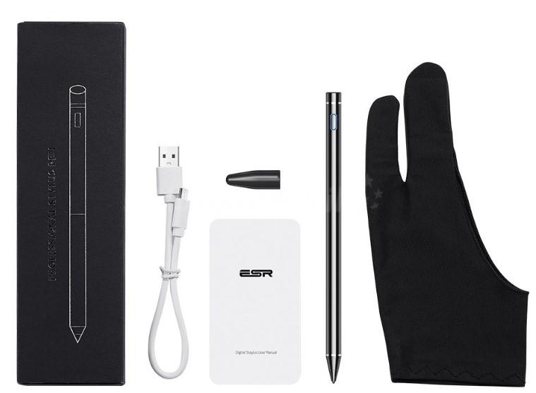 ESR Digital Stylus Pen black