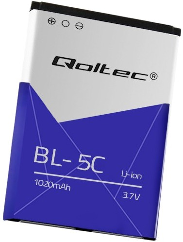 Qoltec battery do Nokia 2700 N70 BL-5C, 1020mAh