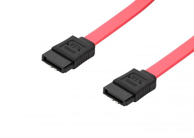 Accura Premium SATA III 0.5m metalowe zatrzaski