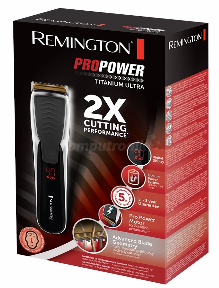 Remington HC7170 Pro Power Titanum