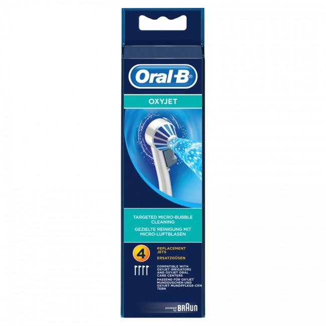Oral-B dysze do irygatora ED 17-4