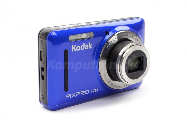 Kodak FZ53 blue