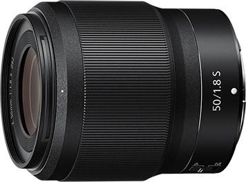 Nikkor Z 50mm f1.8 S black