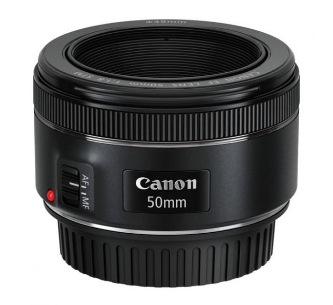 Об'єктив Canon EF 50mm f/1.8 STM