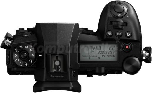Panasonic LUMIX DC-G9 body black