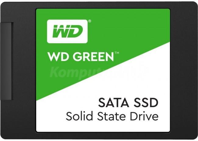 WD Green 3D NAND SSD 480GB