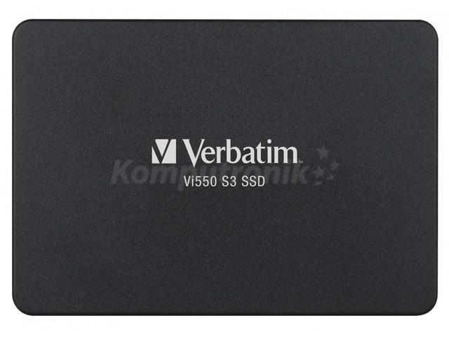Verbatim SSD VI550 256GB SATA III 2,5