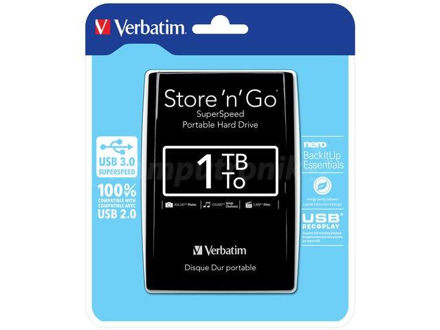 Verbatim Store n Go 1TB