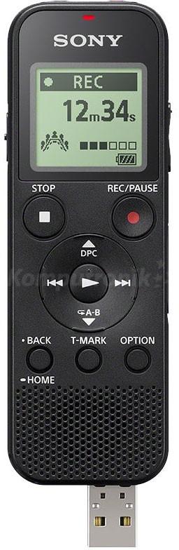 Sony ICD-PX370 4GB memory z USB