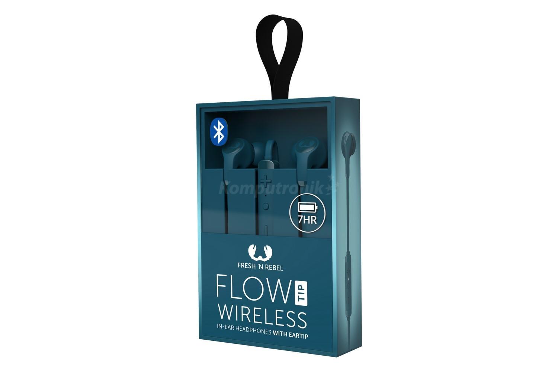 Fresh n Rebel Flow Tip Wireless Petrol Blue