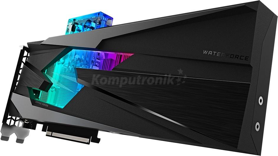 Gigabyte GeForce RTX 3080 GAMING OC WATERFORCE WB 10G V2 LHR