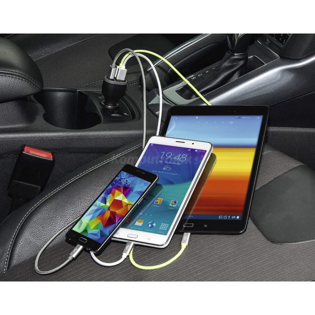 Hama Car Charger 3x USB 5.2A