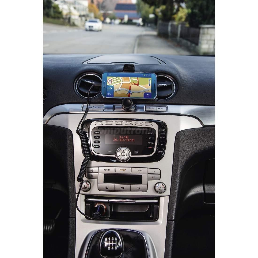 Hama Car Charger micro USB 1.2A