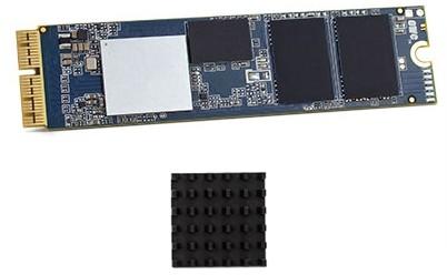 OWC Aura Pro X2 SSD 240GB Mac Pro 2013 Heatsink