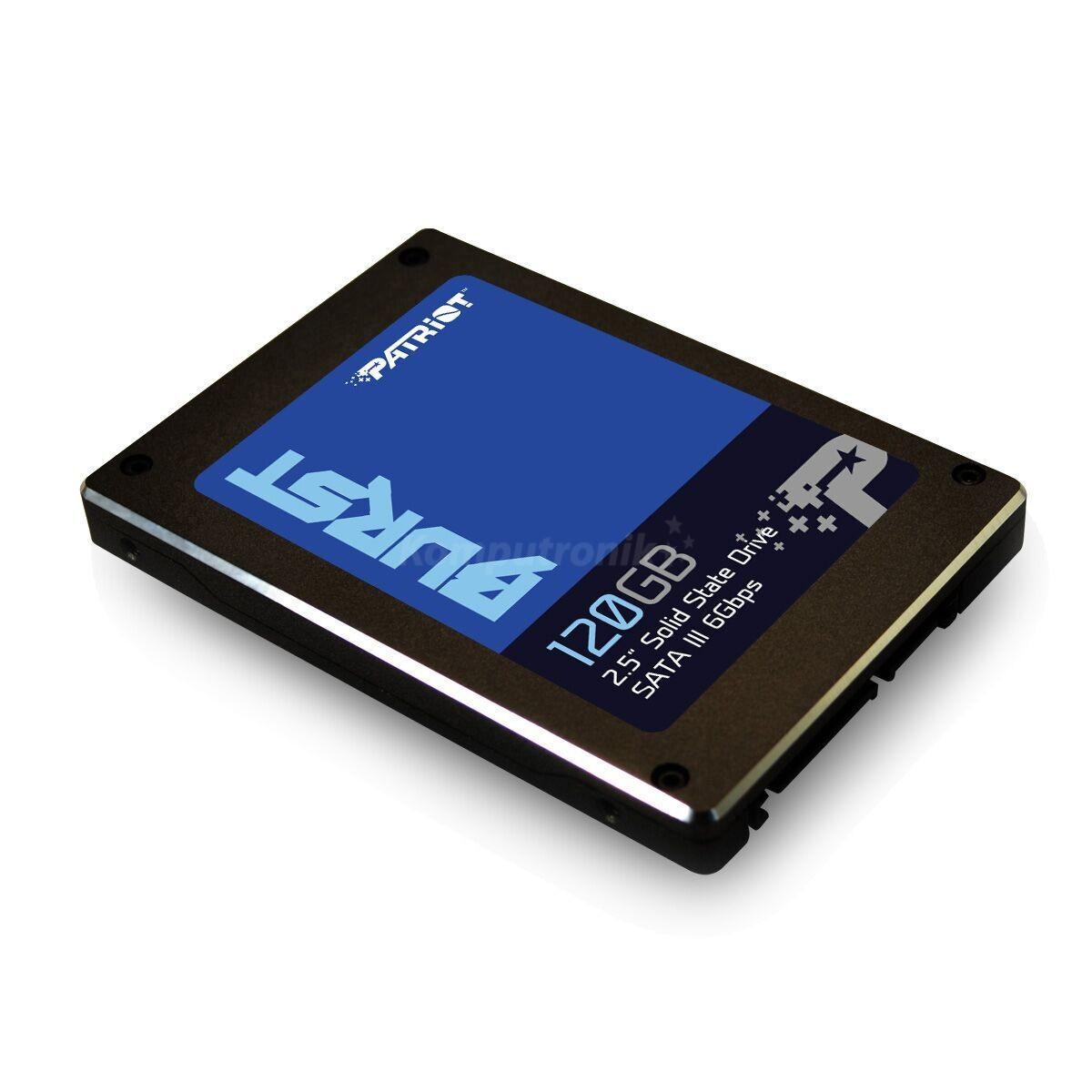 Patriot Burst 120GB