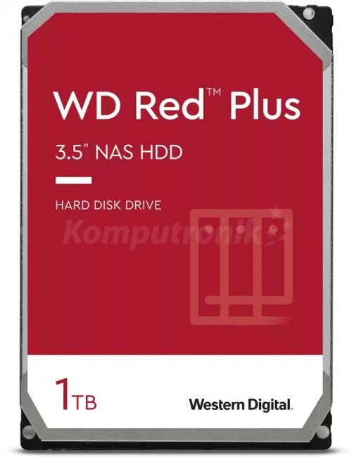 WD Red Plus 1TB
