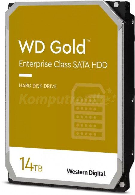 WD Gold 14TB