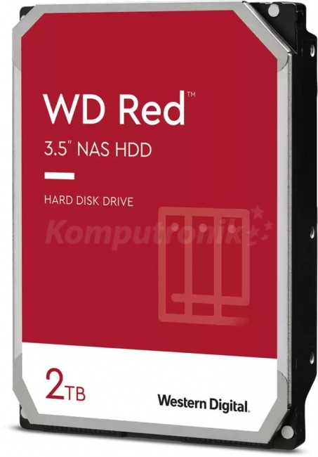 WD Red 2TB 256MB cache