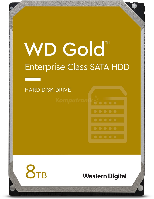WD Gold 8TB