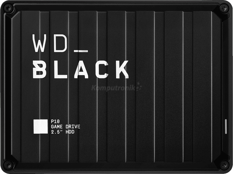 WD Black P10 Game Drive 5TB