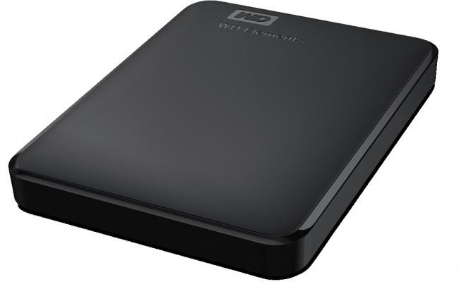 Жорсткий диск WD Elements Portable 2TB black