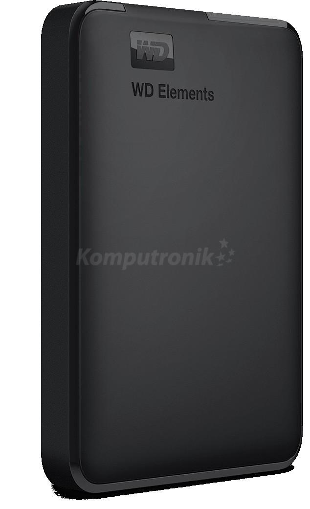 WD Elements Portable 2TB black