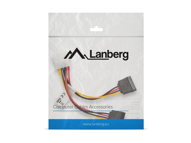 Lanberg Molex - SATA