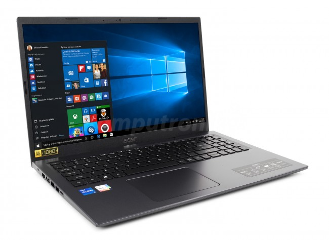 Acer Aspire 5 (NX.A18EP.005) - black