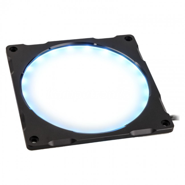 PHANTEKS Halos Lux ramka 140mm, RGB-LED, aluminium - black