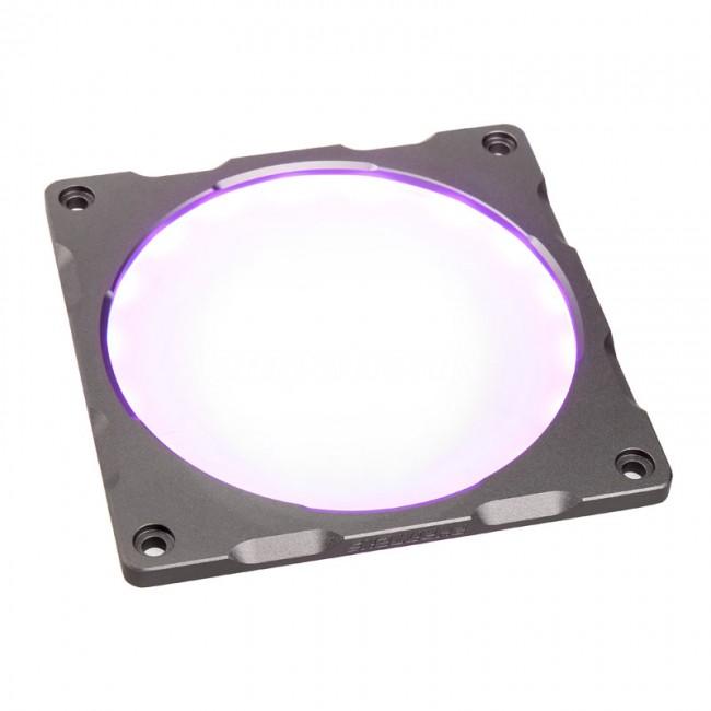 PHANTEKS Halos Lux ramka 120mm, RGB-LED, aluminium - grey