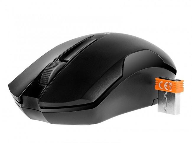 Мишка A4Tech G3-200N-1 black
