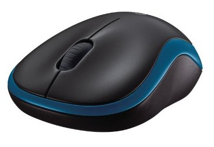 Logitech M185 blue