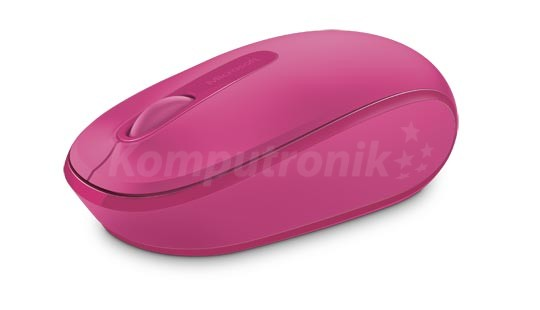 Microsoft Mobile Mouse 1850 Magenta Pink