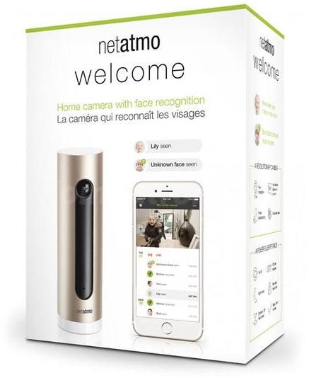 Netatmo Kamera Domowa NSC01-EU