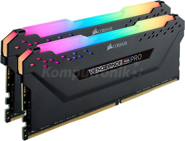 Corsair Vengeance RGB Pro 16GB [2x8GB 2666MHz DDR4 CL16 DIMM]