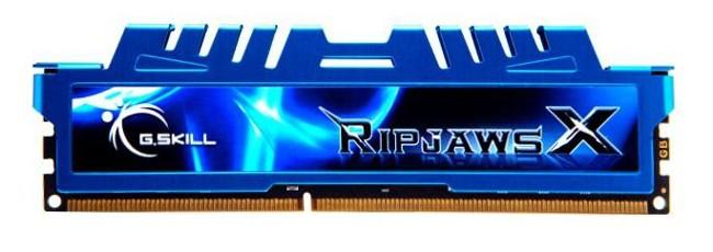 G.SKILL RipjawsX 16GB [2x8GB 2400MHz DDR3 CL11 DIMM]