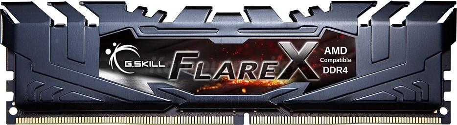 G.SKILL Flare X 16GB [2x8GB 3200MHz DDR4 CL16 1.35V XMP 2.0 DIMM]