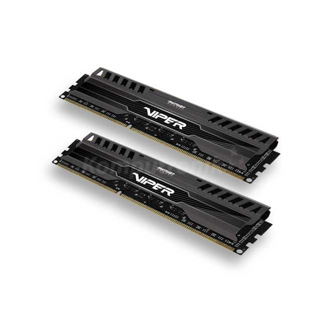 Patriot Viper 3 16GB [2x8GB 1866MHz DDR3 CL10 DIMM]