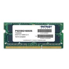 Patriot Signature 8GB [1x8GB 1600MHz DDR3 CL11 SO-DIMM]