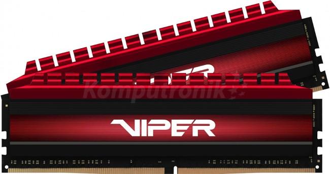Patriot Viper 4 16GB [2x8GB 3000MHz DDR4 CL16 1.35V DIMM]