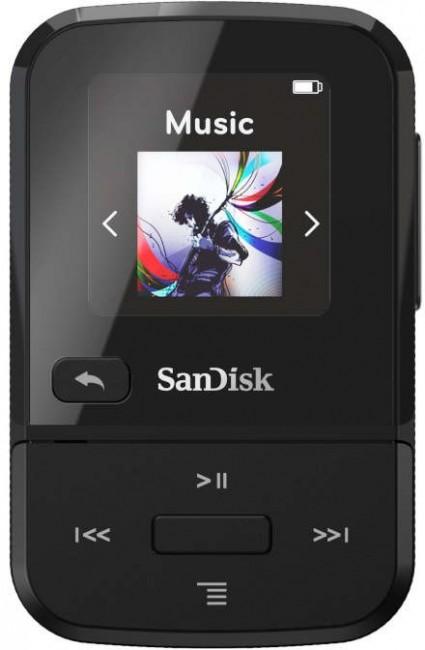 SanDisk Clip Sport Go 32GB black