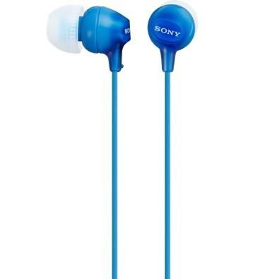 Sony MDR-EX15AP blue