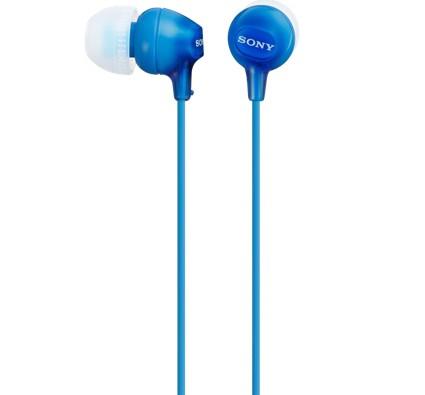 Sony MDR-EX15LP bluee