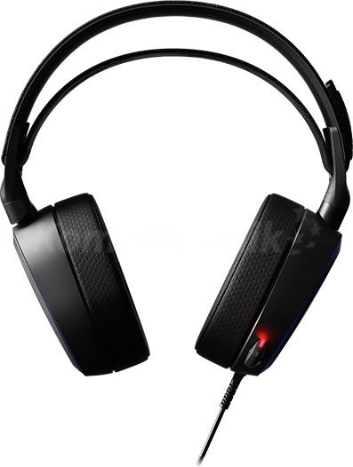 SteelSeries Arctis Pro black