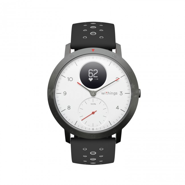 Withings Activite Steel HR Sport (white)