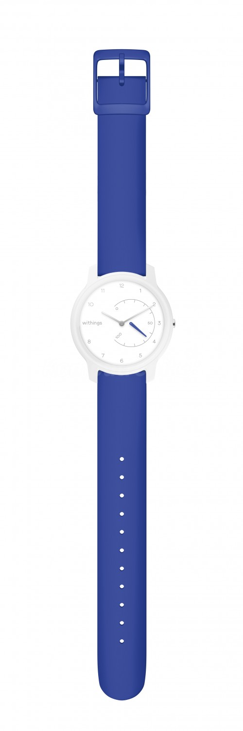 Withings Move (blue)