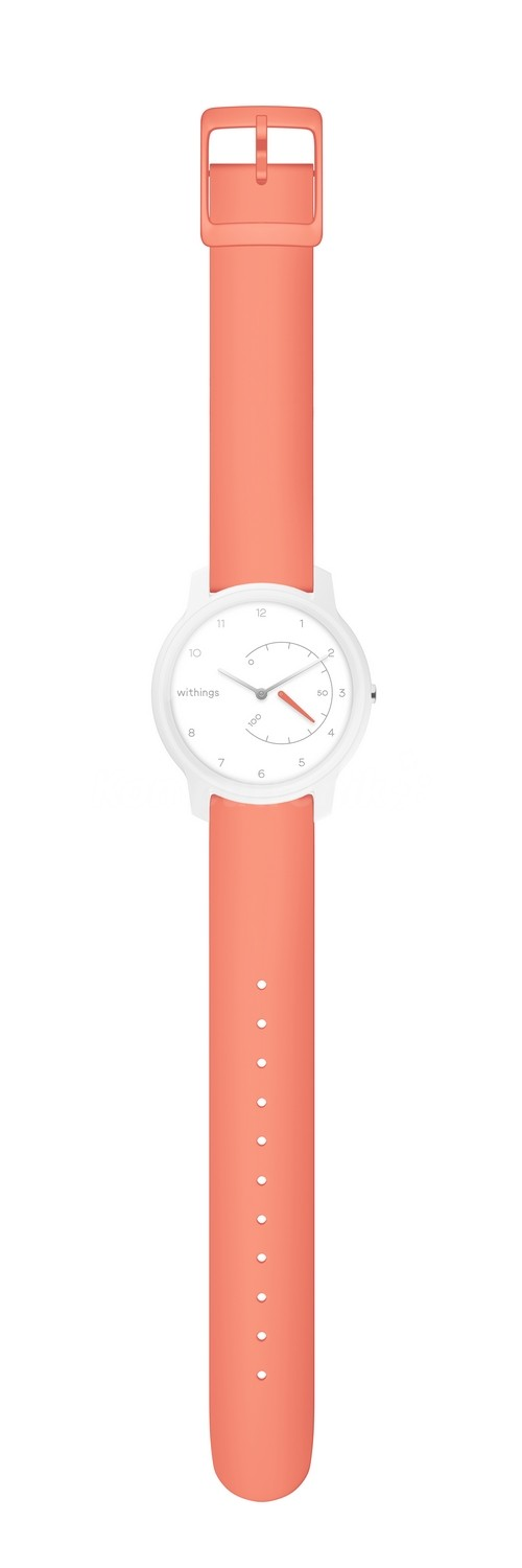 Withings Move (orange)