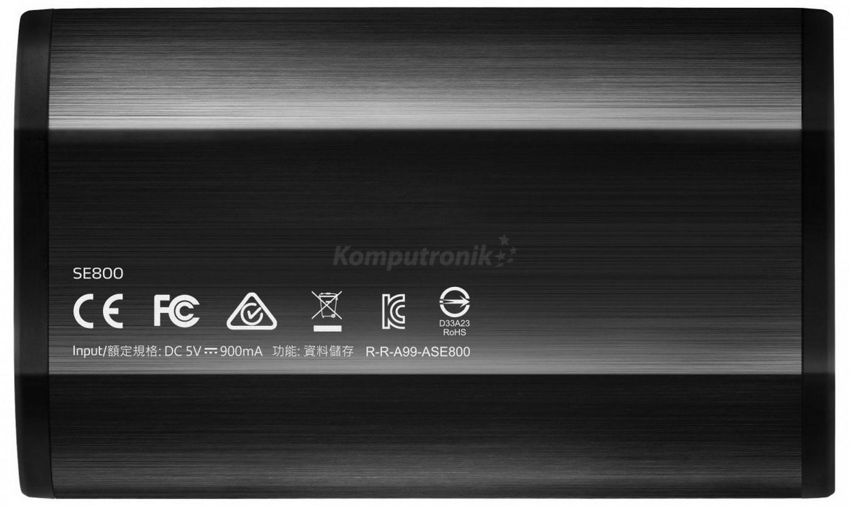 Adata SE800 1TB SSD black
