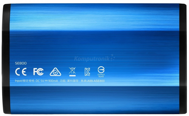 Adata SE800 1TB SSD blue