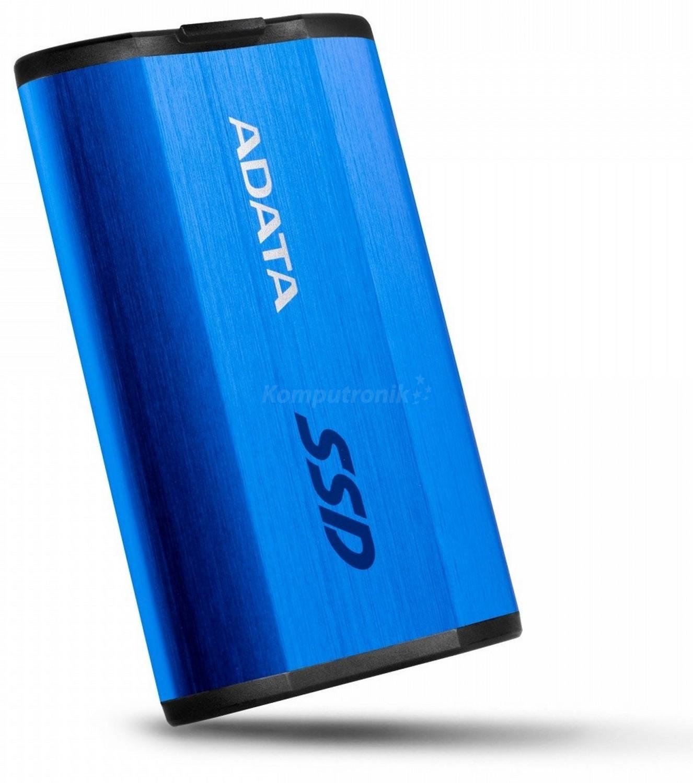 Adata SE800 512GB SSD blue